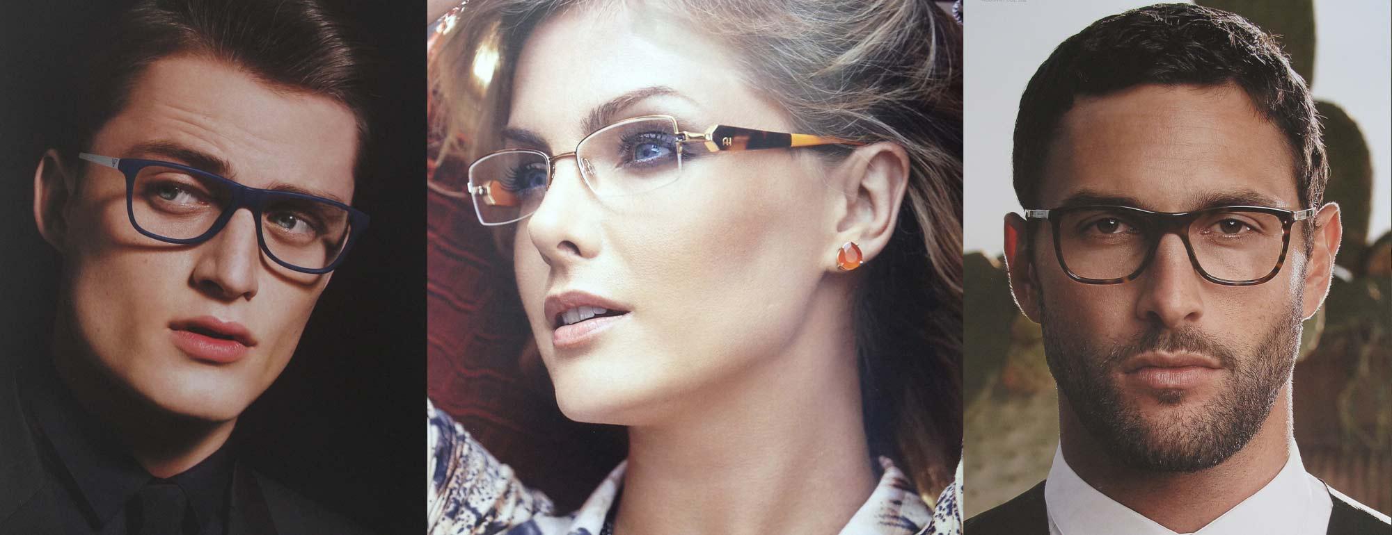 Vos lunettes de vue homme et femme